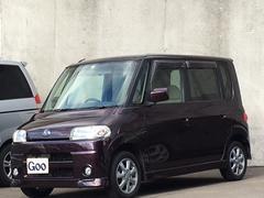 タントXリミテッド・4WD・純正エアロ・エンスタ・キーレス