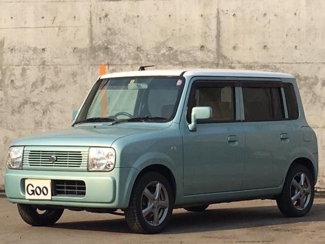 スズキ X2・4WD・シートヒーター・純正アルミ・CD・MD