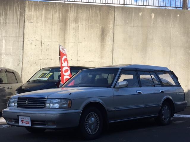 トヨタ スーパーサルーンエクストラ・ディーゼルターボ・ワンオーナー