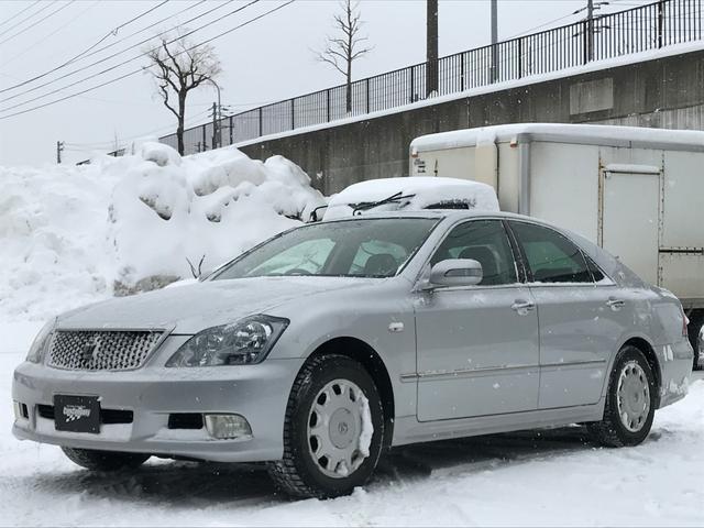 トヨタ アスリートi-Four60thスペシャルED・4WD・ETC