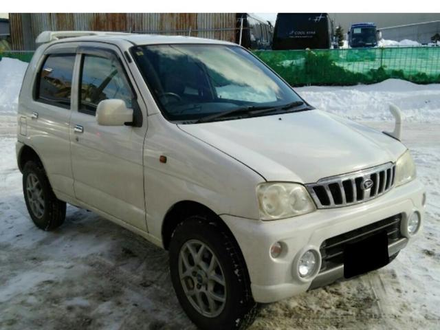ダイハツ L AT 4WD