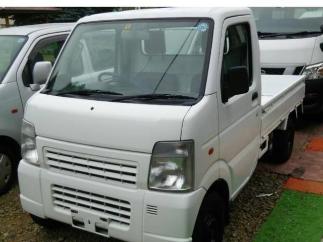 スズキ KC マニュアル 4WD