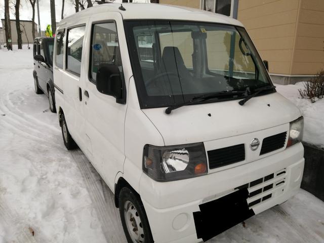 日産 DX AT 4WD