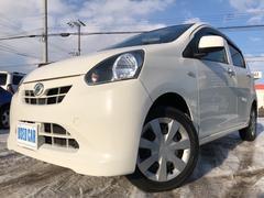 ミライースXf 4WD エコアイドル 皮調シートカバー ETC 買取