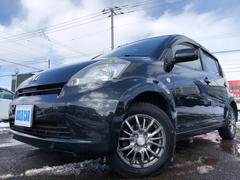 パッソX HIDリミテッド 4WD 寒冷地仕様 夏冬タイヤ付 買取