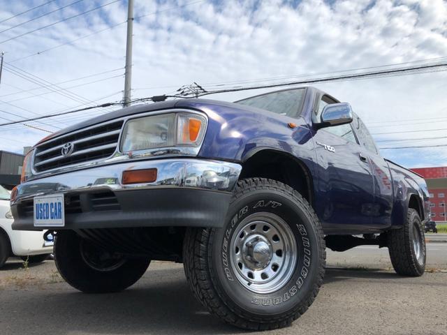 米国トヨタ 切替4WD エクストラキャブ HDDナビTV Bカメラ 本州