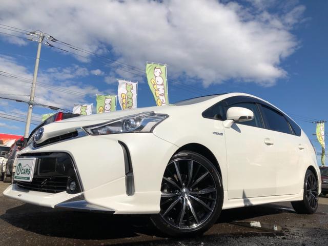 トヨタ G アルパBIG-Xナビ フルモデリスタ ガラスルーフ 買取