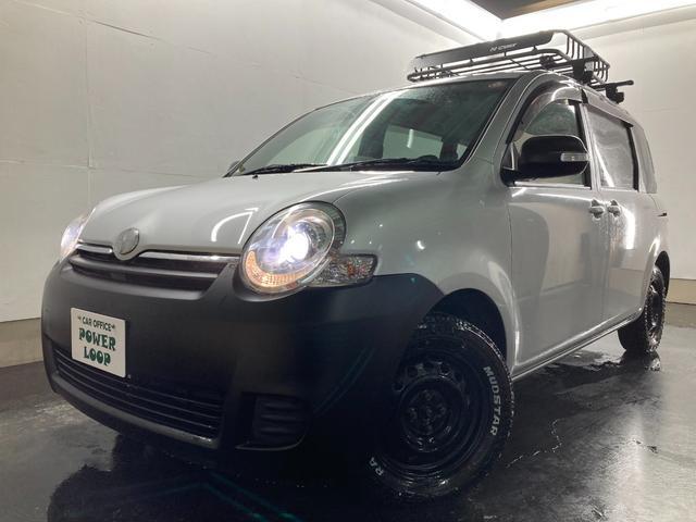 トヨタ シエンタ X Lパッケージ 4WD 新ホワイトレタ-T 当社カスタム 本州仕入