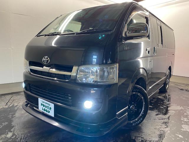 トヨタ ロングスーパーGL 4WD ディーゼルT 新品ホワイトレターT 新品シートカバー インジェクター交換済 ユーザー買取