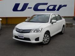 カローラアクシオX 4WD