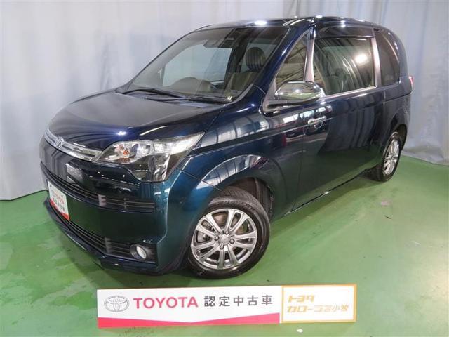 トヨタ スペイド F クイーンII 4WD