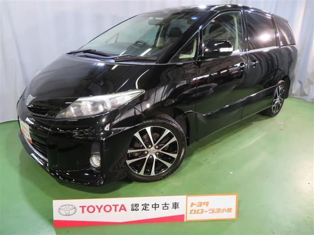トヨタ アエラス 4WD
