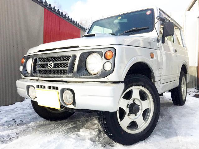 スズキ 660XLリミテッド 4WD