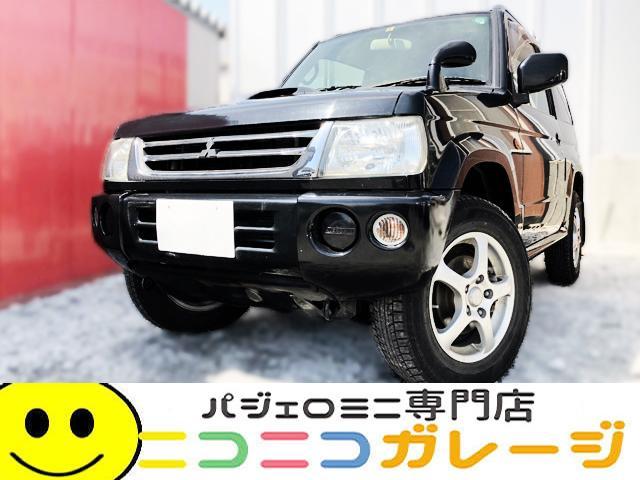 三菱 VR 5速マニュアル ターボ フォグ