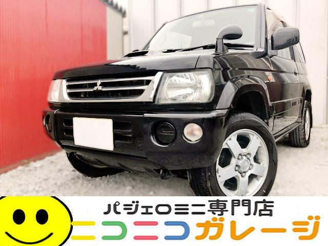 三菱 VR 4WD 5MT ターボ Tベル交換済 中期型