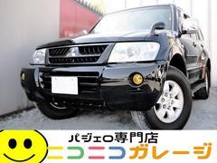 パジェロロング ZR 4WD 5速マニュアル