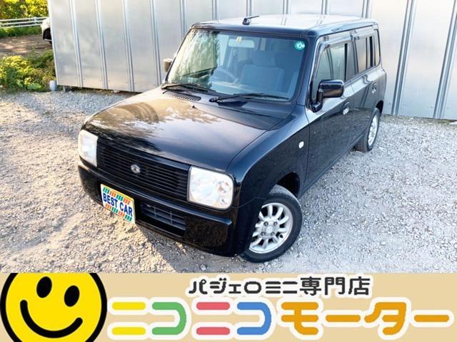 スズキ X 4WD キーレス アルミ