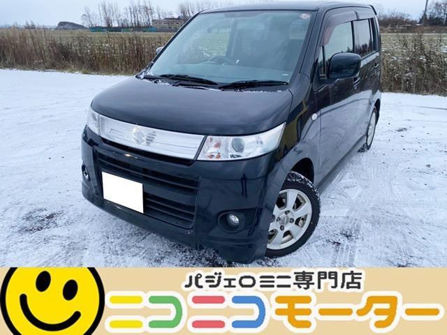スズキ X 4WD スマートキー プッシュスタート HID 6マンキロ