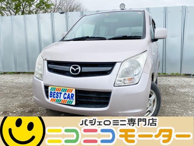 マツダ AZワゴン XG 4WD キーレス ワゴンR