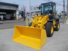 日本ホイールローダTCM 4WD 2Dr 新型ツインヒーター