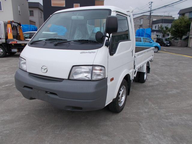 マツダ ベースグレード1t積載 4WD