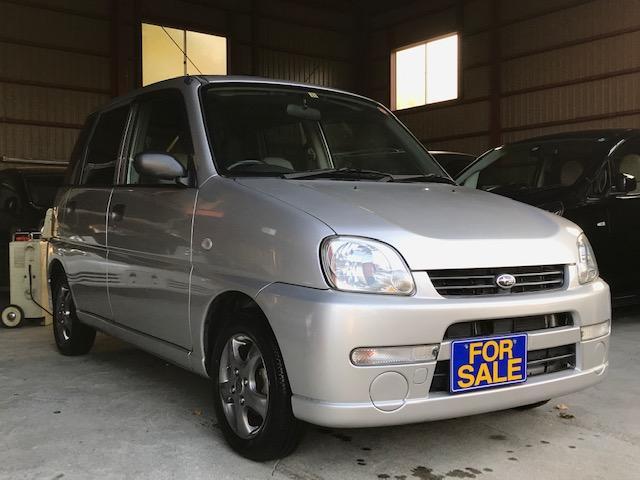 スバル A 4WD 本州仕入 夏・冬タイヤ付