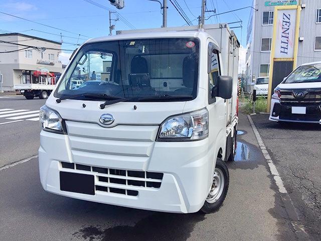 ダイハツ  -5℃中温冷蔵冷凍車4WD バックカメラ&ETC付