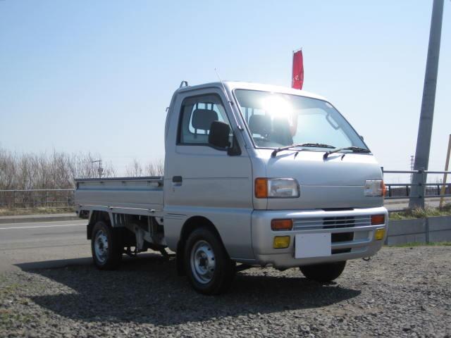 スズキ KA 本州仕入れ 4WD エアコン付き