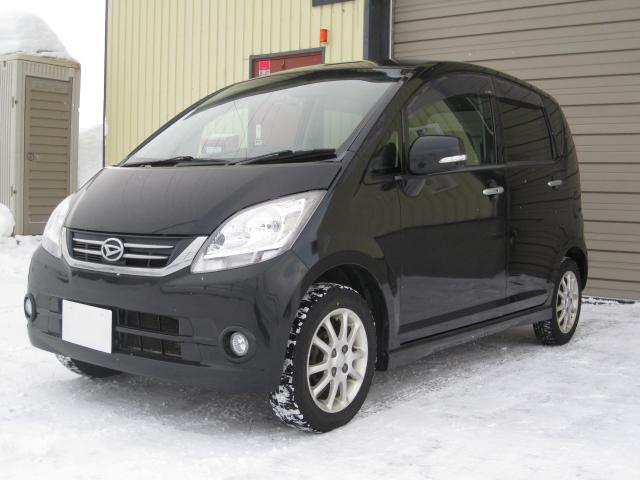 ダイハツ X VS 4WD 車検整備付き スマートキー 寒冷地仕様