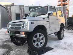 ジムニーランドベンチャー 4WD リフトアップ 夏冬タイヤホイール付