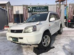 エクストレイルXt 4WD HDDナビ HID エンスタ 事故無