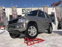 パジェロミニXR 4WD 走行4万キロ 社外アルミホイール