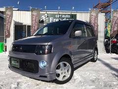 eKスポーツR 4WD 4灯HID タイベル交換済 ターボ 1年保証付