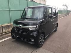 N BOXカスタムG・Lホンダセンシング 4WD 軽自動車 ETC