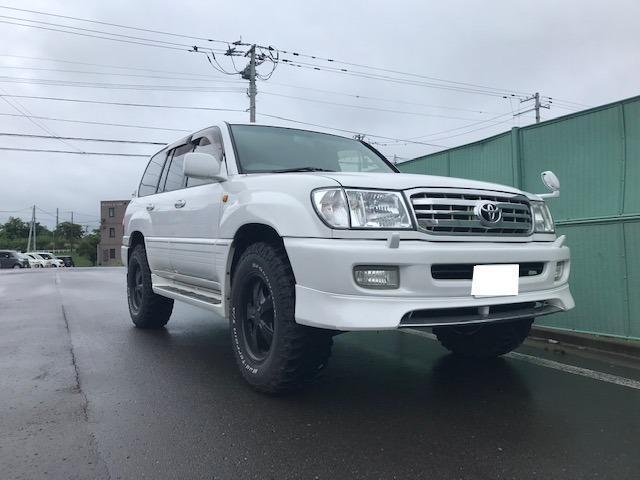 トヨタ VXリミテッド 4WD 50th ディーゼル リフトUP