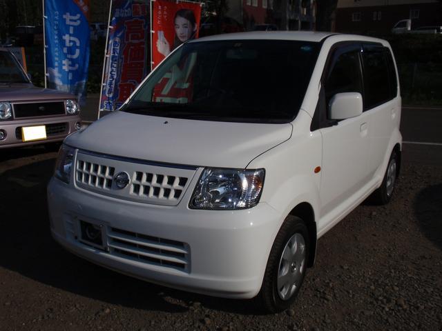 日産 S FOUR 4WD キーレス TV ナビ スターター