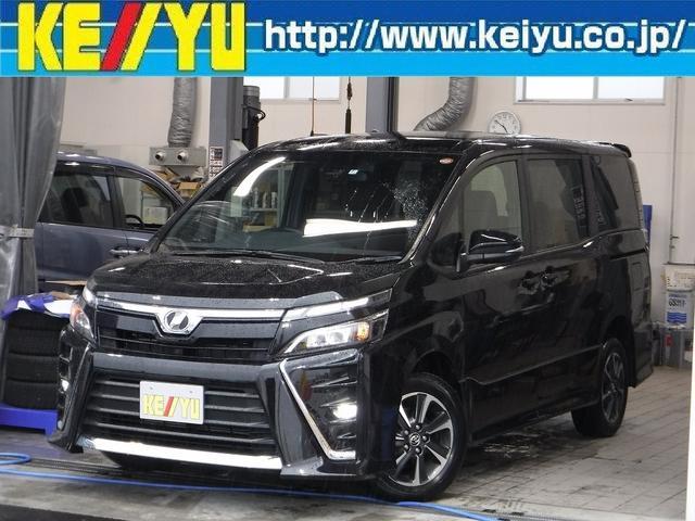 トヨタ ZS 4WD 寒冷地仕様 SDナビTV 両側自動スライドドア