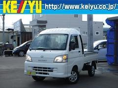 ハイゼットトラックジャンボ 4WD ワンオーナー スタッドレス付 社外アルミ