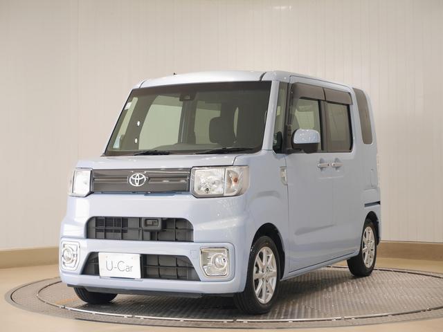 トヨタ L SAII 4WD メモリーナビ・バックモニター付
