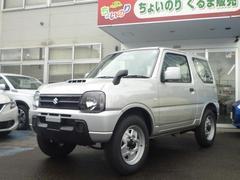 ジムニーXG 4WD 届出済未使用車 メーカー保証付