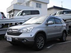 CR−VZX 4WD 革シート HDDナビ スマートキー HID
