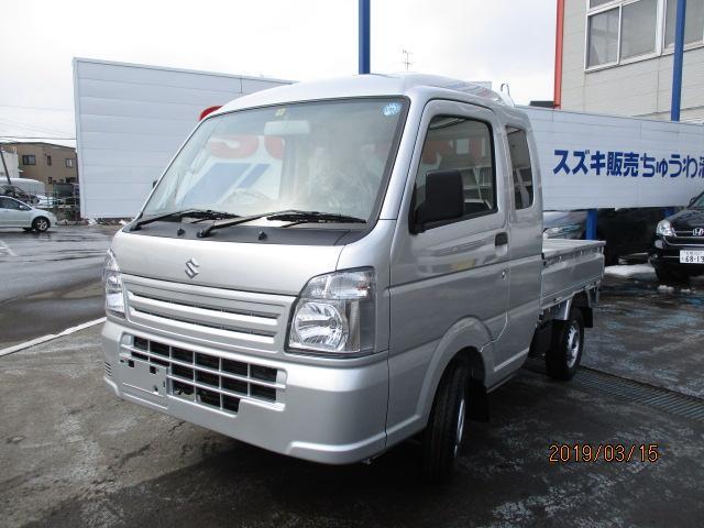 スズキ スーパーキャリイL3方開 4WD