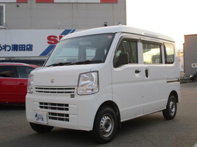 スズキ PA 4WD メーカー保証