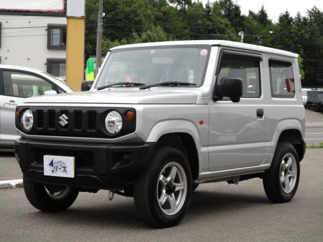 スズキ XG 4WD メーカー保証