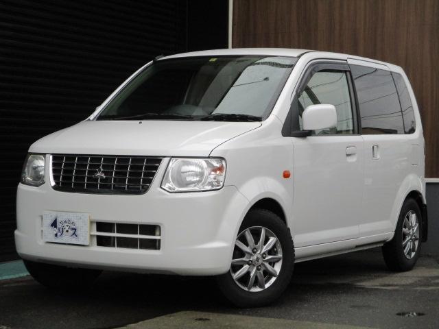 三菱 GS パワースライドドア ナビTV 下廻塗装済 4AT シートヒーター キーレス 電格ミラー ライトレベライザー