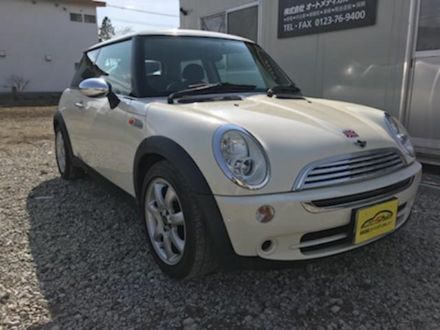 「MINI」「MINI」「コンパクトカー」「北海道」の中古車