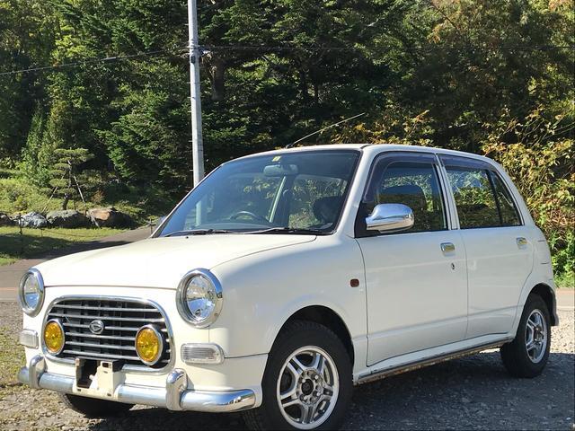 ダイハツ ミラジーノ 660 ミニライトスペシャル メモリアルエデ...