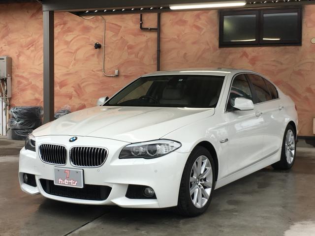 BMW 528i 純正ナビ 地デジ 夏冬タイヤ付き