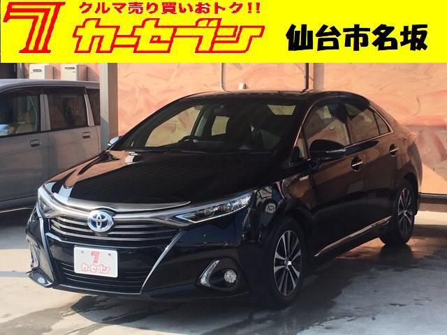 トヨタ G エンスタ 純正8インチナビ フルセグTV 寒冷地仕様