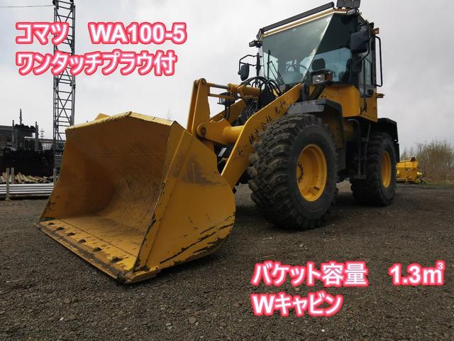 日本その他 コマツ WA100-5